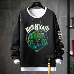 DOTA 2 Sweatshirts Blizzard Game Black Coat