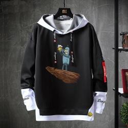 Quality Sweatshirts American Anime Futurama Jacket