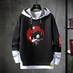 Futurama Sweatshirt American Anime Black Hoodie