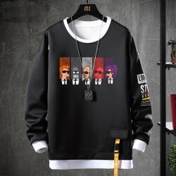 Futurama Sweatshirt American Anime XXL Coat