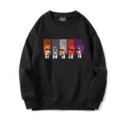 Futurama Sweatshirts American Anime XXL Coat