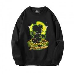 Mario Sweatshirt Personalised Coat