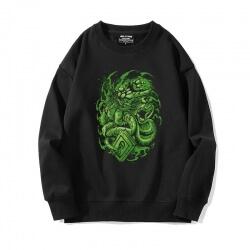 Call of Cthulhu Jacket Black Sweatshirts