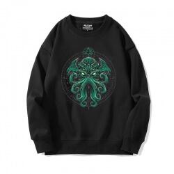 Call of Cthulhu Sweatshirt Black Sweater