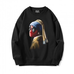 Marvel Deadpool Coat Quality Sweatshirt