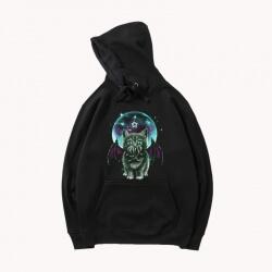 Pullover Sweatshirt Call of Cthulhu hooded sweatshirt