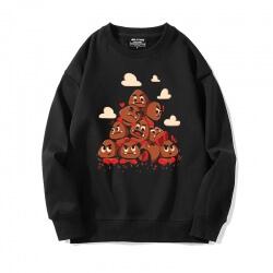 Hot Topic Hoodie Mario Sweatshirt