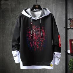Venom hooded sweatshirt Marvel Hot Topic Sweatshirt
