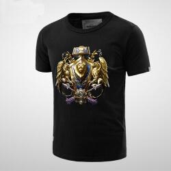 world of warcraft Alliance logoT-shirt for men