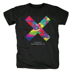 The Xx Crystalised Tshirts Uk Metal Rock T-Shirt