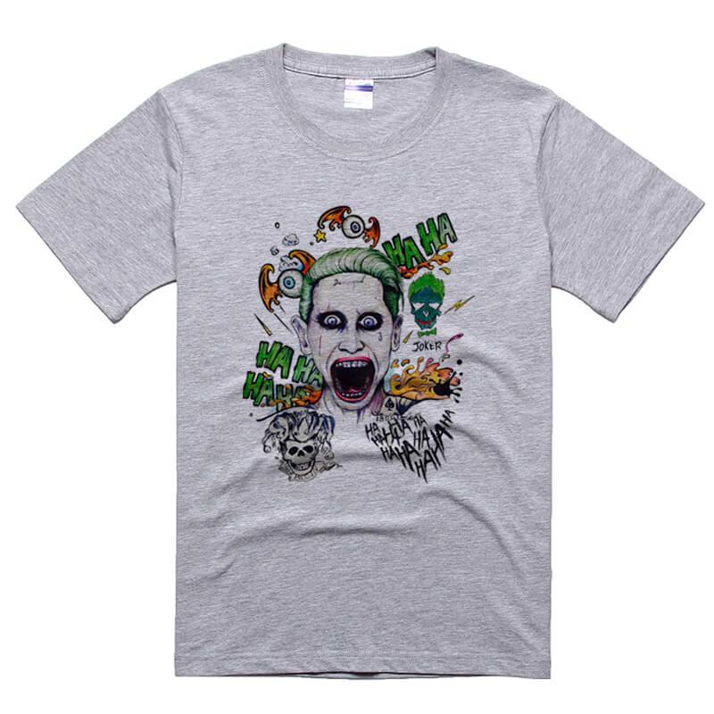 1af187b9045 Suicide Squad Pánska tričká Joker T