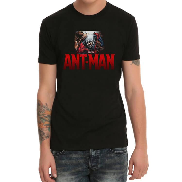 Suprhero Ant Man T-Shirt