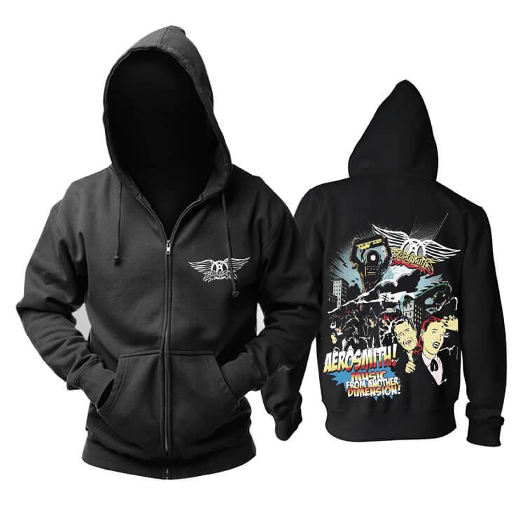 Unique Aerosmith Hoodie United States Rock Band Sweatshirts