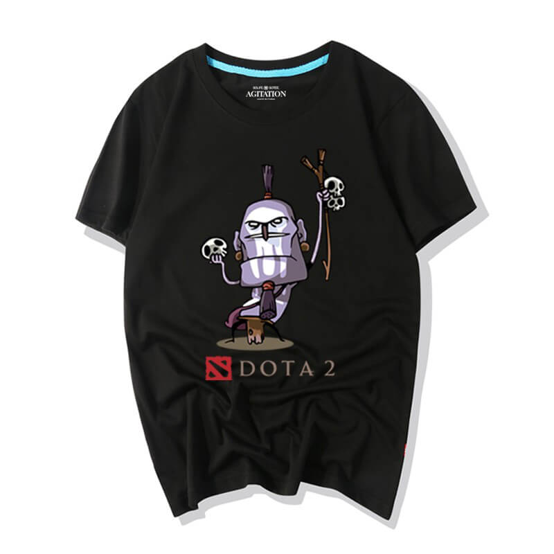 Unique Witch Doctor T Shirt Dota 3 Shirt