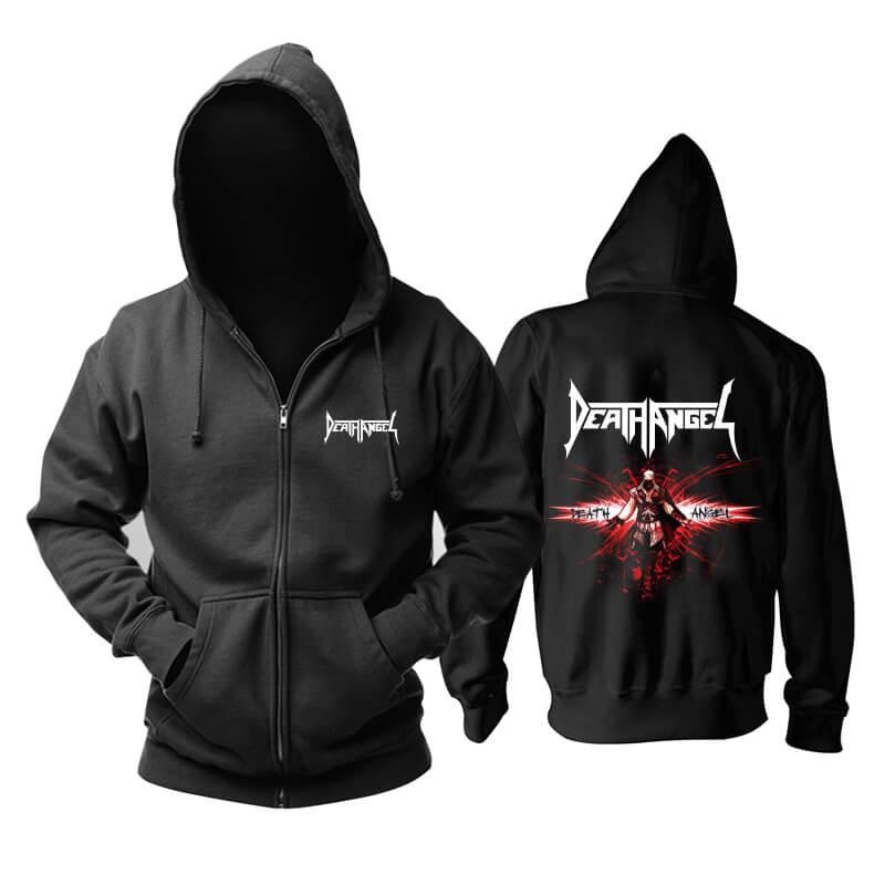 United States Death Angel Hoodie Metal Rock Band Sweat Shirt