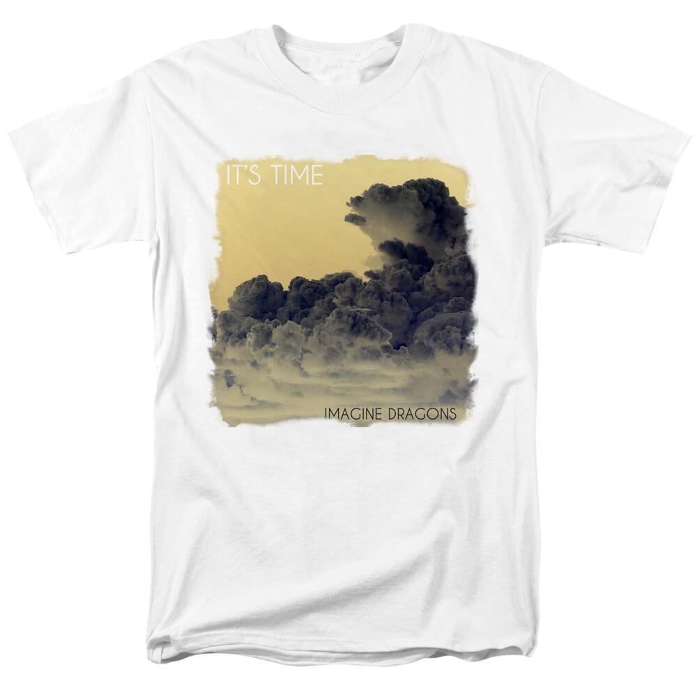 Us Imagine Dragons Band It'S Time T-Shirt Rock Shirts