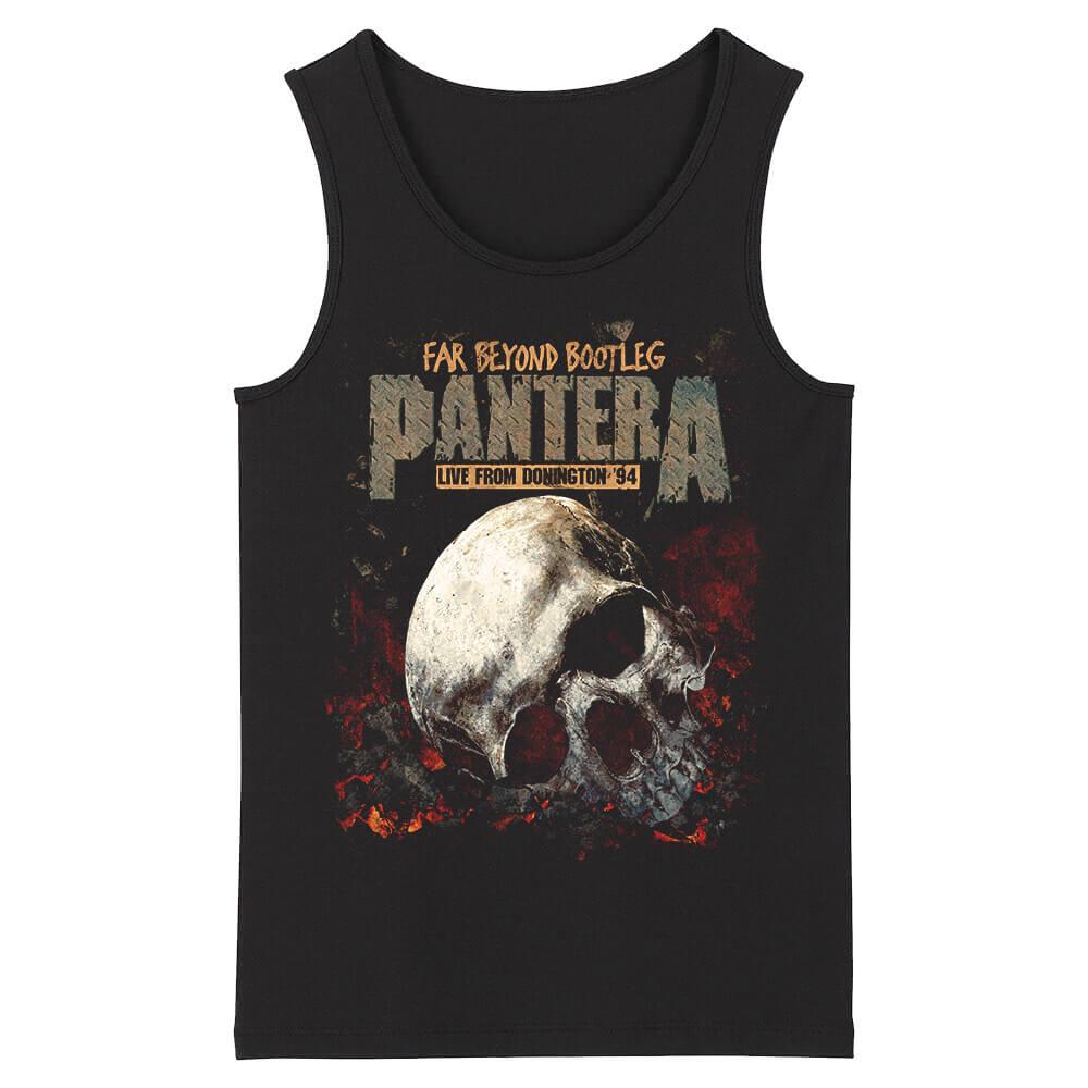 Us Metal Rock Graphic Tees Quality Pantera T-Shirt