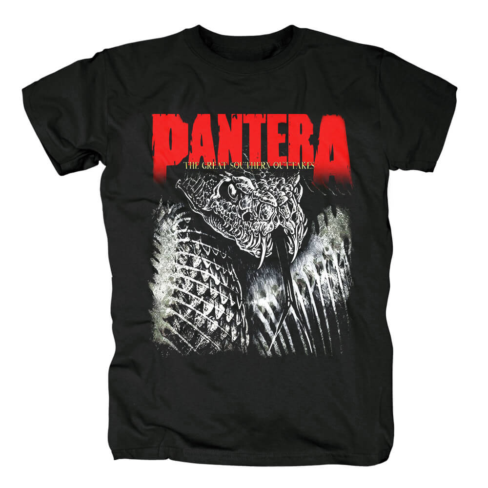 Us Metal Tees Unique Pantera The Great Southern Trendkil T-Shirt