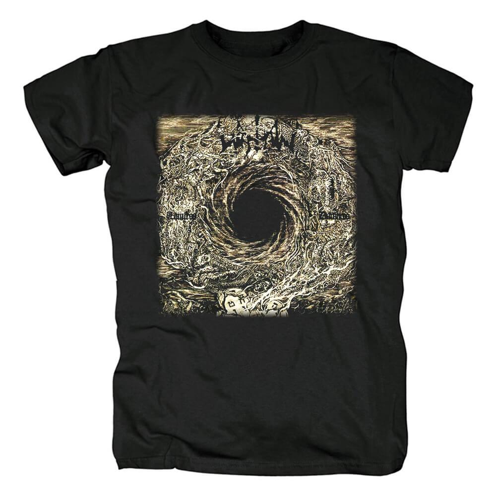Watain Lawless Darkness Tee Shirts Metal Rock Band T-Shirt