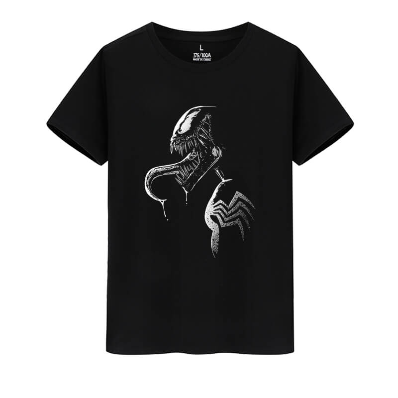 Venom Shirts Marvel Quality Tee Shirt