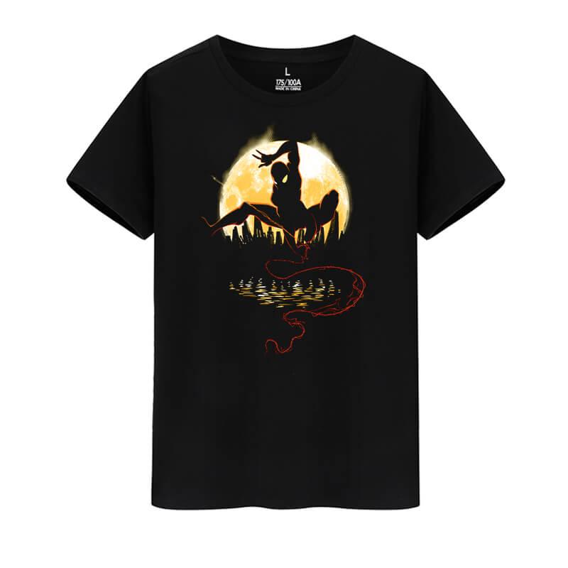 Spiderman T-Shirt Marvel Hot Topic Tee