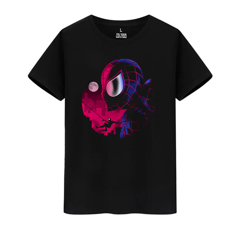 Spiderman Shirts Marvel Personalised Tee Shirt