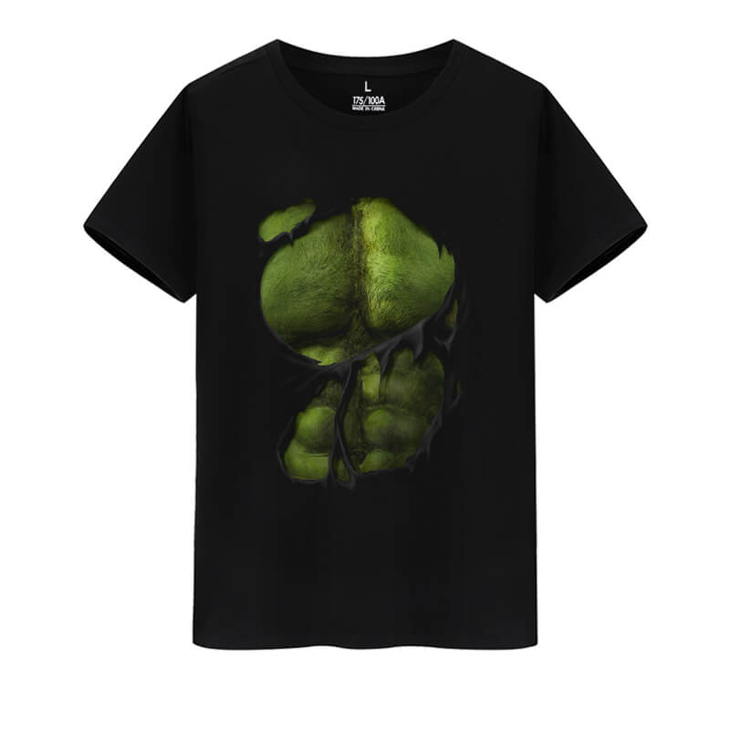 Hulk T-Shirts Marvel The Avengers Tshirts