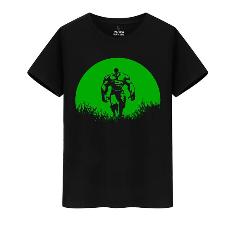 Marvel Hero Hulk Tee The Avengers Tshirt