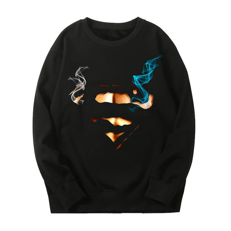 Marvel Superman Jacket XXL Sweatshirts