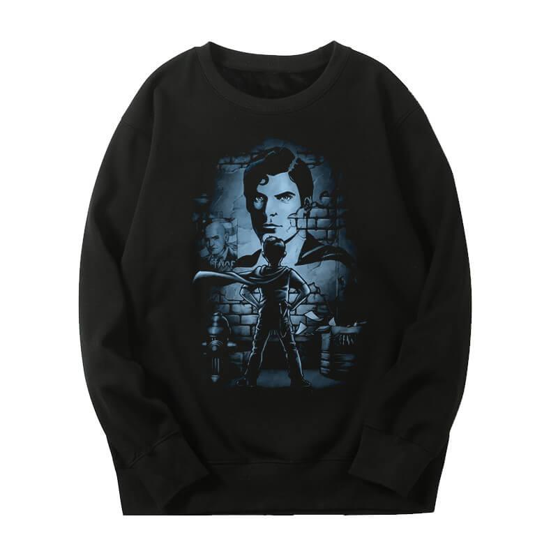 Cool Hoodie Marvel Superman Sweatshirt