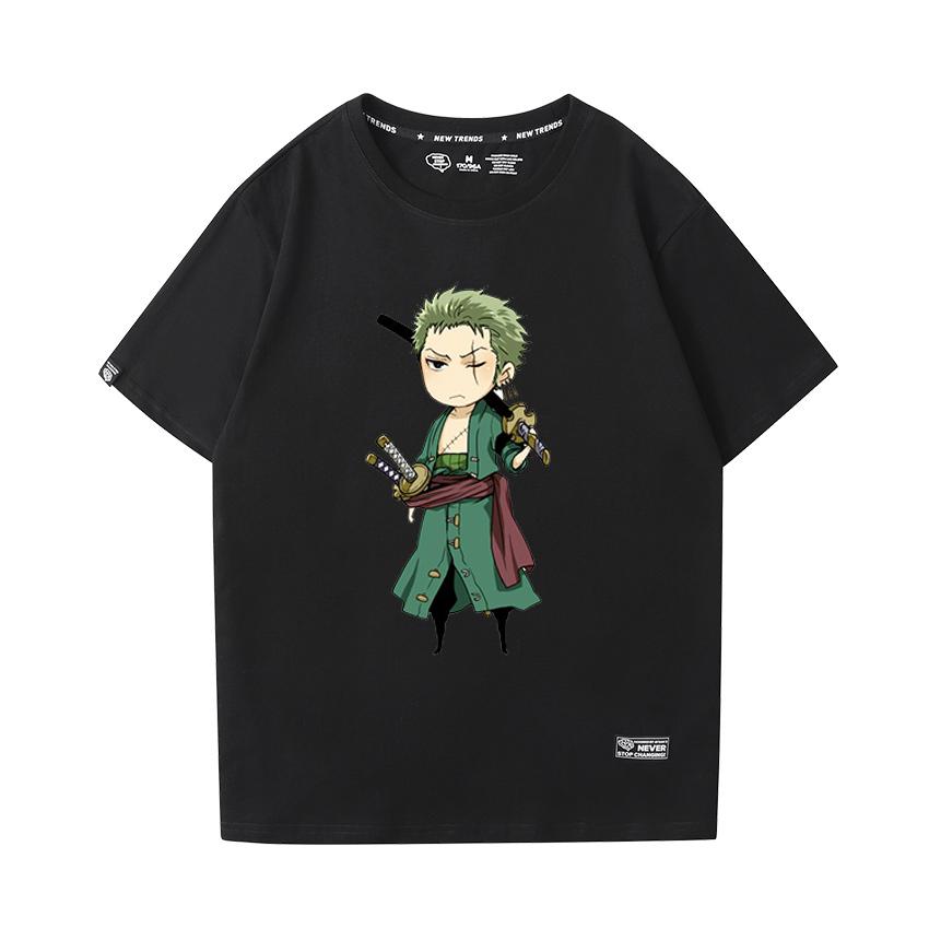 Anime One Piece Tee Cool T-Shirt