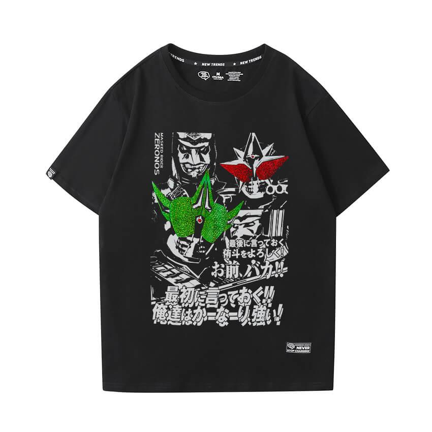 Masked Rider Tee Vintage Anime T-Shirt