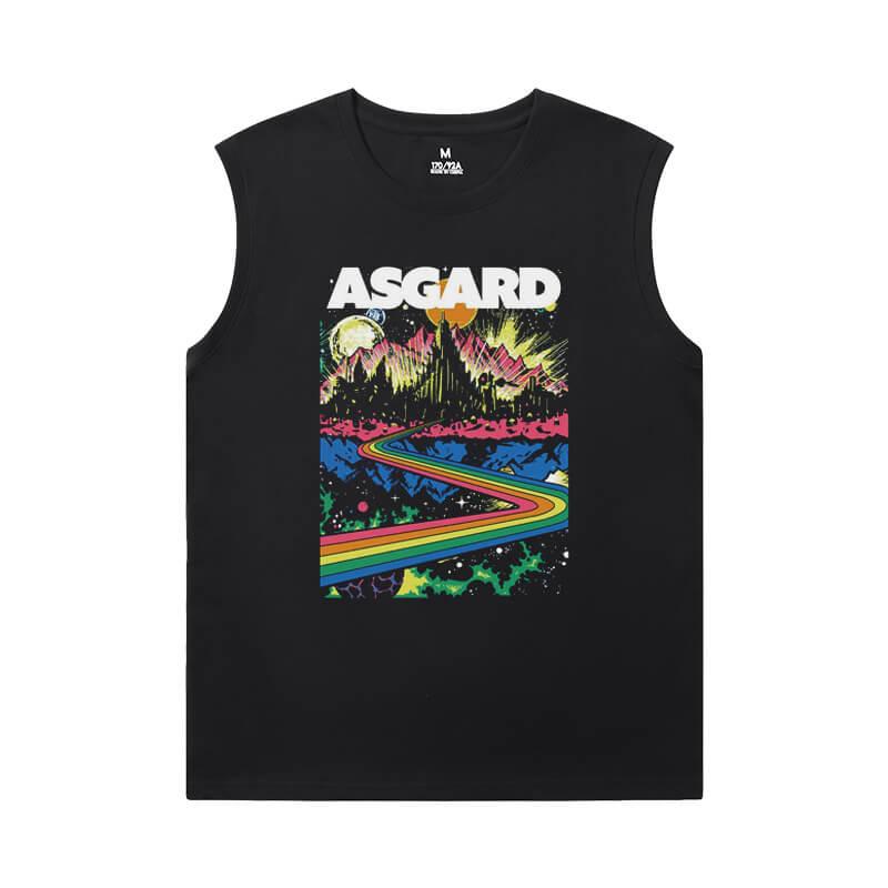 Thor T-Shirts Marvel The Avengers Oversized Sleeveless T Shirt