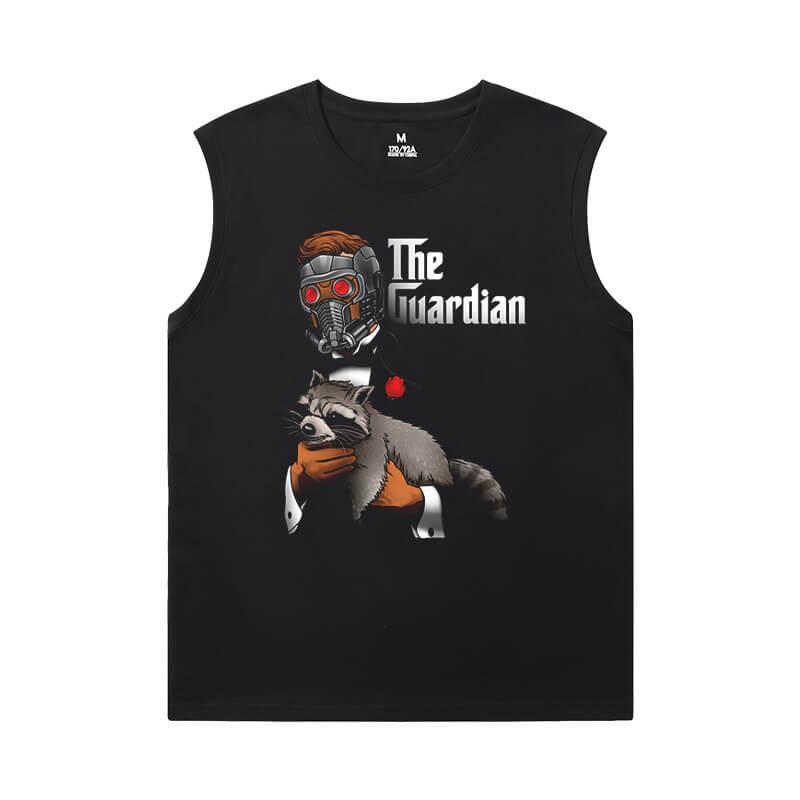 Groot Shirts Marvel Guardians of the Galaxy Full Sleeveless T Shirt