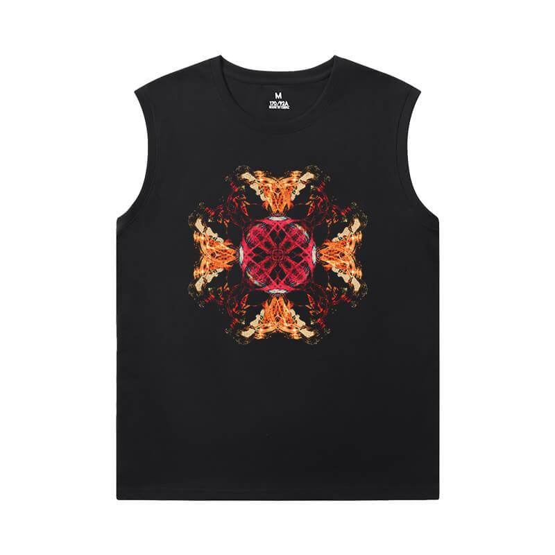 Shirts Marvel Doctor Strange Sleeveless Round Neck T Shirt