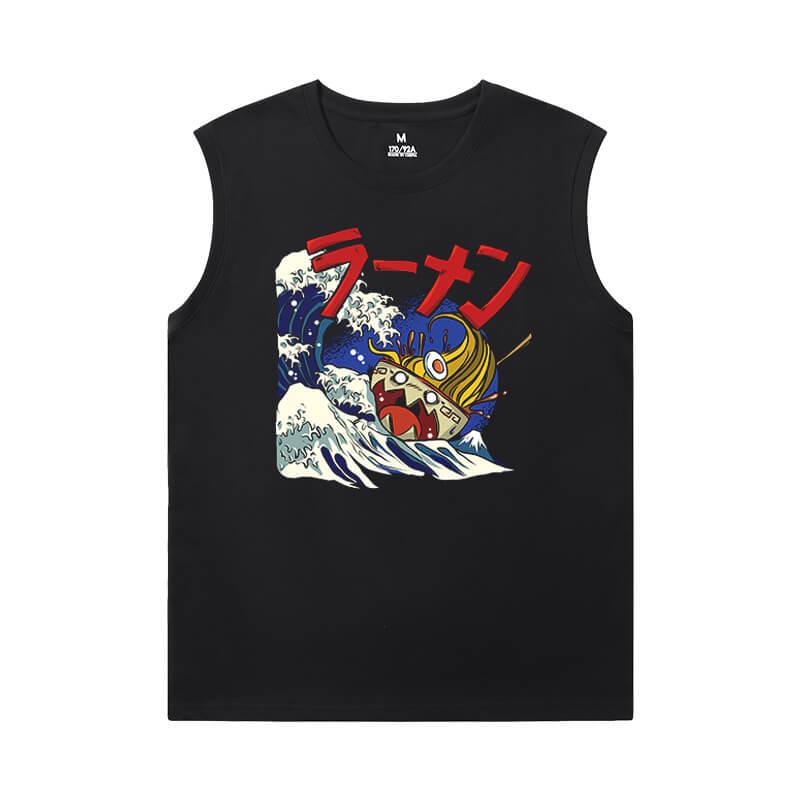 Hot Topic Anime Tshirts Naruto Sleeveless Wicking T Shirts