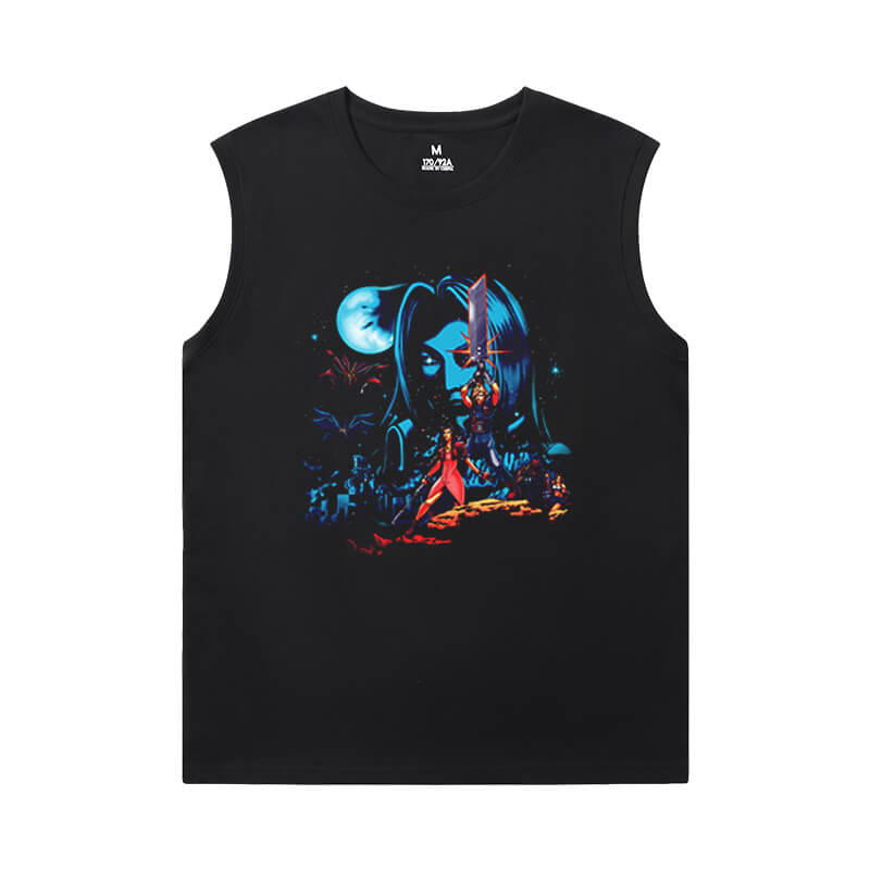 Star Wars T-Shirt Personalised Boys Sleeveless Tshirt