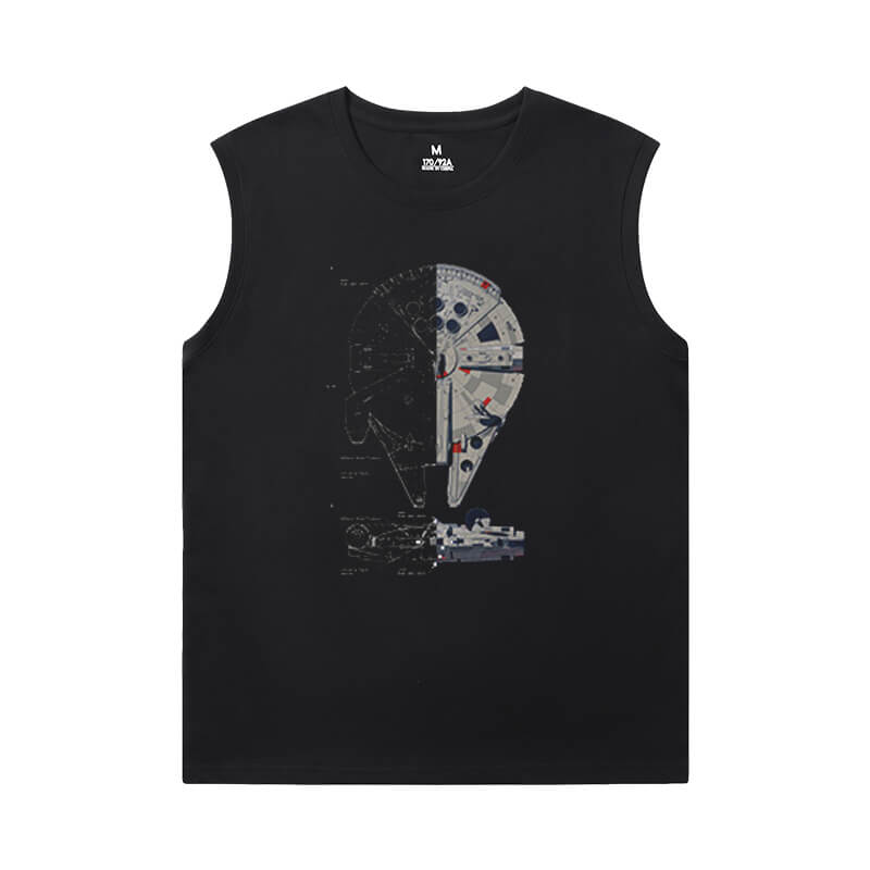 Star Wars Sleeveless Tshirt XXL Tee