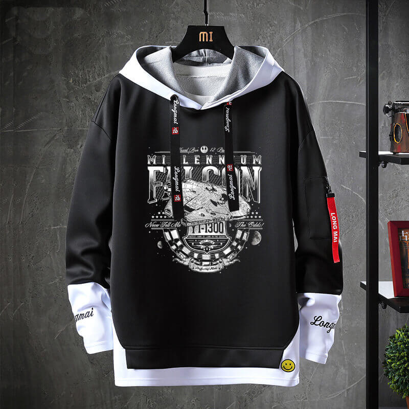 Star Wars Sweatshirt Personalised Hoodie