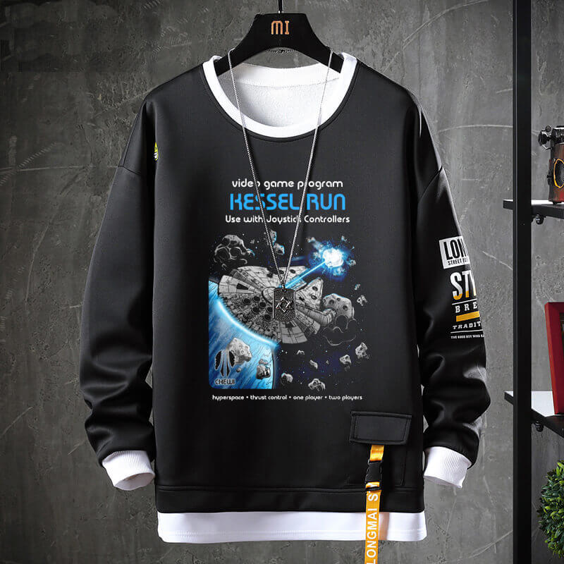 Star Wars Coat Cool Sweatshirts