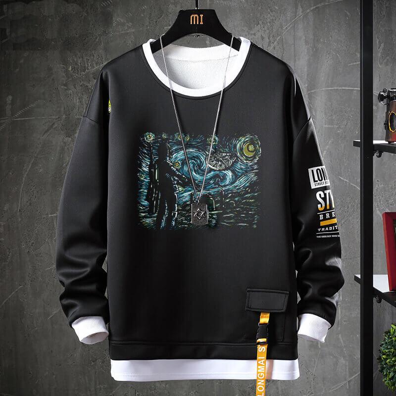 Star Wars Sweatshirts XXL Coat